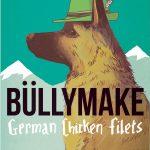 BÜllymake German Chicken Filets