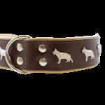 German Shepherd Collar by Bullymake