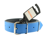 Blue/Black Collar by Bullymake
