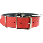 Red/Black Collar by Bullymake