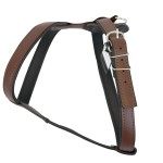 Brown Bullymake Harness