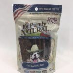 Pure Beef Jerky Bars by It's Purely Natural